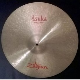 """Melody Music Shop LLC Zildjian 18"""" Azuka Timbale Cymbal"""