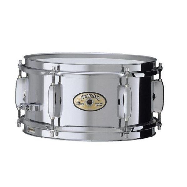 "Pearl Pearl FCS1050 10"" x 5"" Steel Shell Snare Drum"