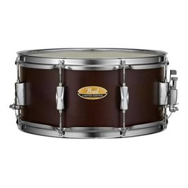 """Pearl Pearl LMP1465S/C263 14"""" x 6.5"""" Maple Snare Drum with Limited Edition Badge"""