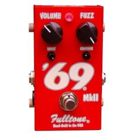 Fulltone '69 MKII Distortion Pedal