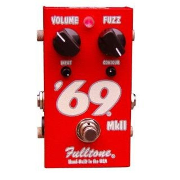 Melody Music Shop LLC Fulltone '69 MKII Distortion Pedal