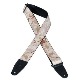 """Levy's Leathers Levy's MPS2-122 2"""" Sublimation Printed Guitar Strap"""