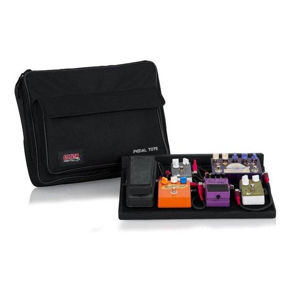 Gator Gator GPT-BLACK Pedal Board w/ Carry Bag