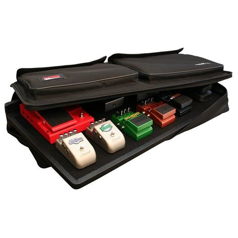 Gator GPT-PRO Pedal Board w/ Carry Bag; Pro Size