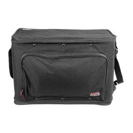 Gator Gator GR-RACKBAG-4UW 4U Lightweight rack bag w/ tow handle and wheels