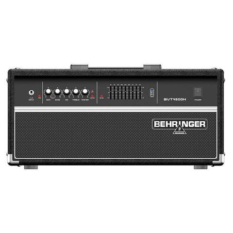 Behringer BVT4500H 450W Bass Amp Head-VTC TM