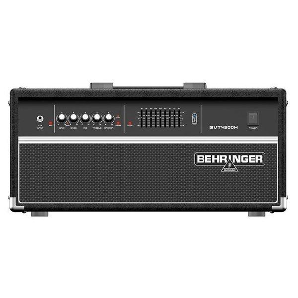 Behringer Behringer BVT4500H 450W Bass Amp Head-VTC TM