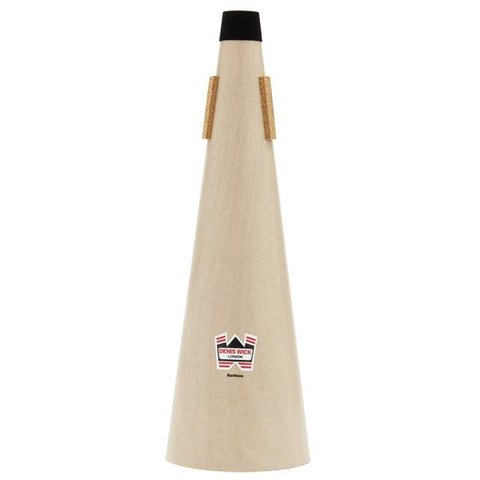Denis Wick Baritone Wooden Straight Mute; Special Order {90 Day Shipping}