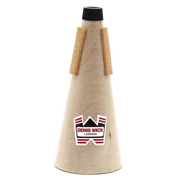 Denis Wick Denis Wick D Trumpet/Eb Cornet Wooden Straight Mute; Special Order