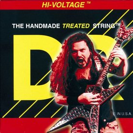 DR Strings DR Strings DBG-9/46 Lt-Hvy Dimebag Darrell Nickel Plated: 9, 11, 16, 26, 36, 46