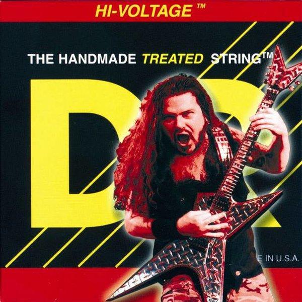 DR Strings DR Strings DBG-9/46 Lt-Hvy Dimebag Darrell Nickel Plated: 9, 11, 16, 26, 36, 46