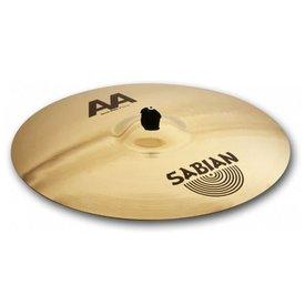"Sabian Sabian 22114B 21"" AA Rock Ride Brilliant Finish"