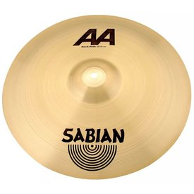 "Sabian Sabian 22014B 20"" AA Rock Ride Brilliant Finish"