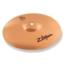 "Zildjian Zildjian S10HT 10"" S Mini Hats, Top"