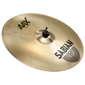 "Sabian Sabian 21606XBV 16"" AAX V-Crash Brilliant Finish"