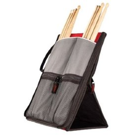 Sabian Sabian SSF12 Stick Flip Bag Black with Red