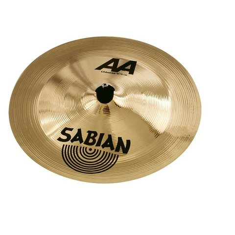 "Sabian 21616B 16"" AA Chinese Brilliant Finish"
