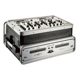 Gator Gator GRC-6X4 6U Top, 4U Side Console Audio Rack