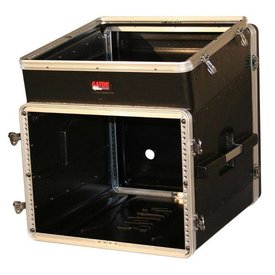Gator Gator GRC-10X8 10U Top, 8U Side Console Audio Rack