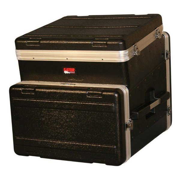 Gator Gator GRC-10X6 10U Top, 6U Side Console Audio Rack