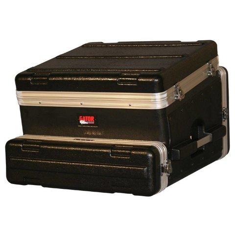 Gator GRC-10X2 10U Top, 2U Side Console Audio Rack