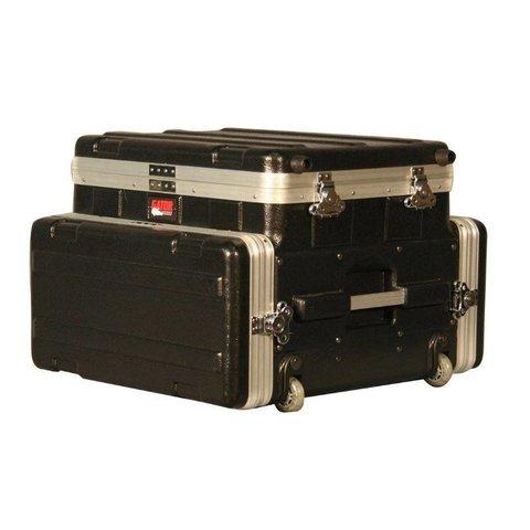 Gator GRC-STUDIO4GO-W ATA Laptop or Mixer Case Over 4U Audio Rack
