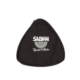 Sabian Sabian 61140-6 Black Zippered Triangle Bag 6