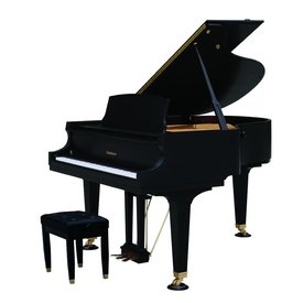 "Baldwin Baldwin BP178 EBY 5'10"" Grand in Satin Ebony"
