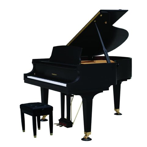 "Baldwin BP178 EBY 5'10"" Grand in Satin Ebony"
