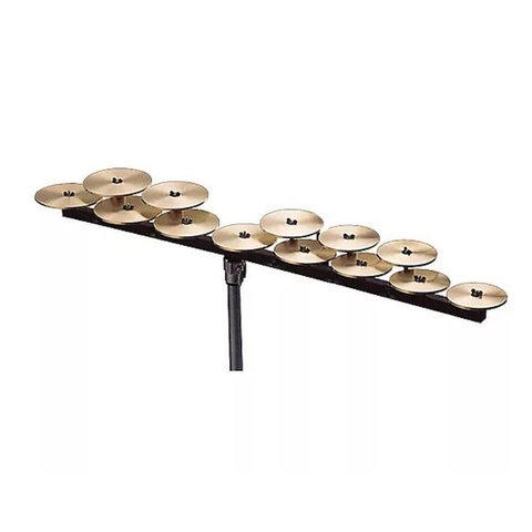Zildjian P0625 Crotales Low Octaves A-440 Tuning 13 Note
