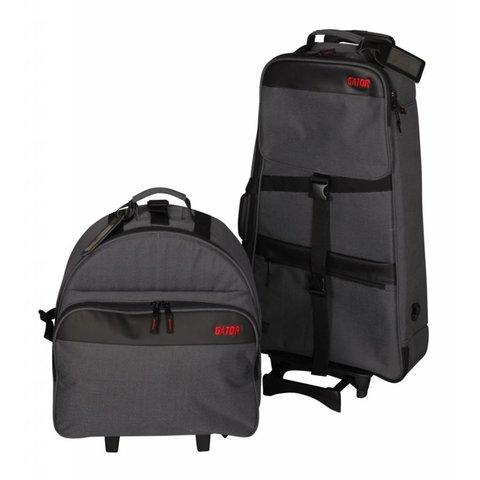 Gator GP-SNRBELL KIT-A Deluxe Series Snare Bell Kit Bag