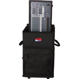 "Gator Gator GPA-720 Powered Mixer Case; 13"" x 13.5"" x 20"