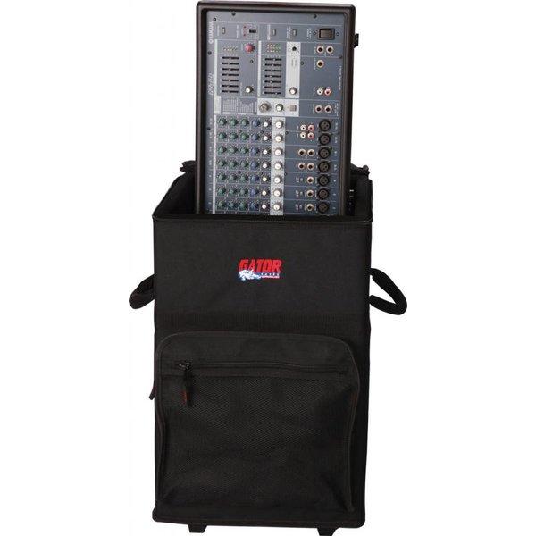 "Gator Gator GPA-720 Powered Mixer Case; 13"" x 13.5"" x 20"