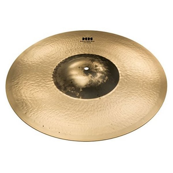 "Sabian Sabian 12258B 22"" HH Power Bell Ride Brilliant Finish"