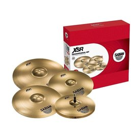 Sabian Sabian XSR5005GB XSR PERforMANCE SET w/free 18