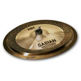 Sabian Sabian 15005MPLB HH Low Max Stax Set Brilliant Finish