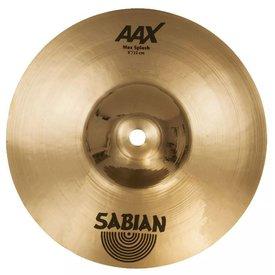 """Sabian Sabian 20905XMPB 9"""" AAX Max Splash Brilliant Finish"""