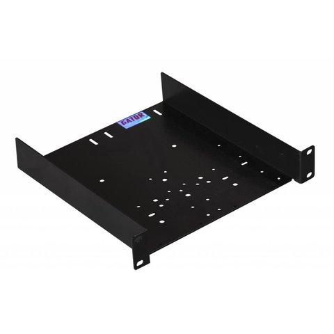 Gator GRW-HALFRKSHLF1UNI Half Rack Standard Width 1U universal Shelf
