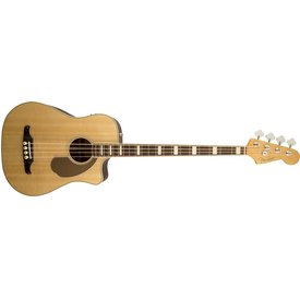 Fender Fender Kingman SCE Acoustic-Electric Bass Guitar Natural