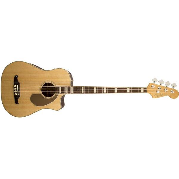 Fender Fender Kingman SCE Acoustic-Electric Bass Guitar Natural