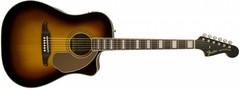 Fender Acoustic Electric Guitars