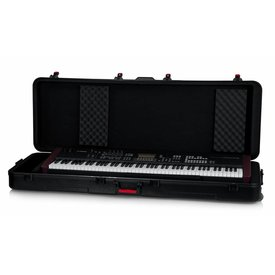 Gator Gator GTSA-KEY88 TSA ATA Molded 88-note Keyboard Case w/ Wheels