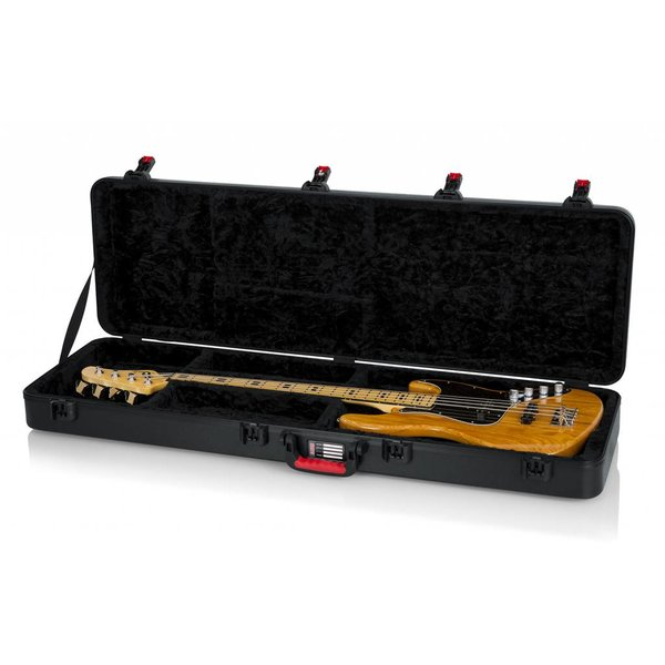 Gator Gator GTSA-GTRBASS TSA ATA Molded Bass Guitar Case