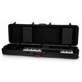 Gator Gator GTSA-KEY88SLXL TSA ATA Slim XL 88-note Keyboard Case w/ Wheels