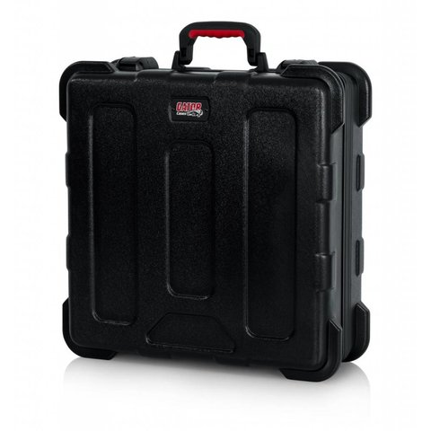 "Gator GTSA-MIX181806 ATA TSA Molded Mixer Case; 18""x18""x6"