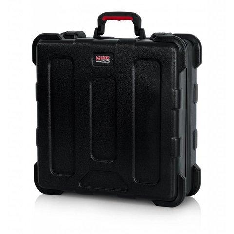 "Gator GTSA-MIX181806 ATA TSA Molded Mixer Case; 18""x18""x6"