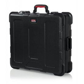 "Gator Gator GTSA-MIX192106 ATA TSA Molded Mixer Case; 19""x21""x6"