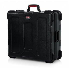 "Gator Gator GTSA-MIX192108 ATA TSA Molded Mixer Case; 19""x21""x8"