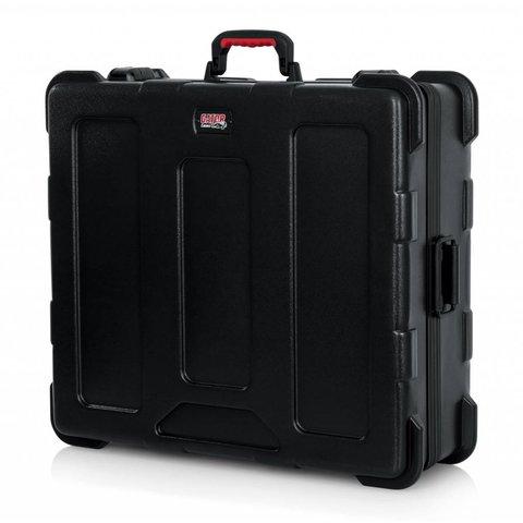 "Gator GTSA-MIX222508 ATA TSA Molded Mixer Case; 22""x25""x6"