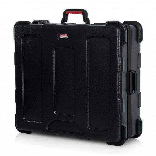 "Gator Gator GTSA-MIX222508 ATA TSA Molded Mixer Case; 22""x25""x6"